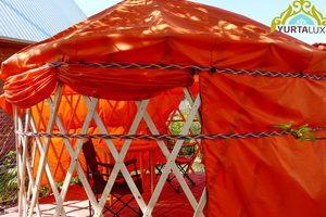 Юрта – Беседка, диаметр 3м